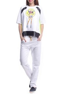 Костюм: кофта, брюки Majaly