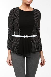Блуза с ремнем Alkis
