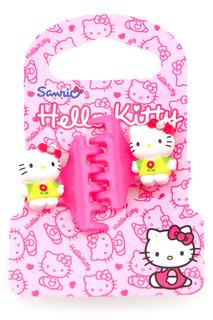 Заколка-крабик, 2 шт. Hello Kitty