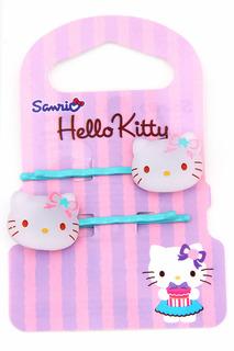 Заколка-невидимка Hello Kitty