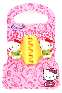 Заколка-клип чат-чат, 2 шт. Hello Kitty