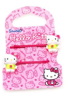 Заколка-невидимка 2 шт Hello Kitty