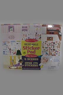 """Набор стикеров """"Домик для игр"""" Melissa & Doug"""