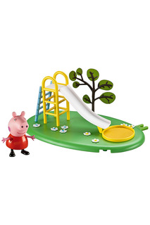 """Игровой набор """"Горка Пеппы"""" Peppa Pig"""