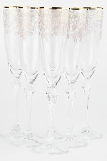Набор бокалов для шампанского Коралл