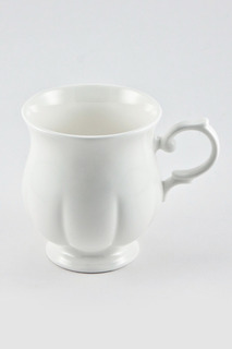 "Кружка 220 мл ""White"" Royal Bone China"