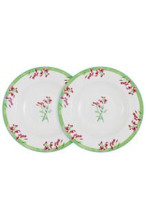 Набор из 2-х суповых тарелок Primavera