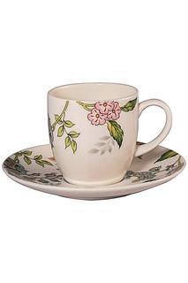 Набор кофейных пар 100 мл, 6шт Royal Porcelain