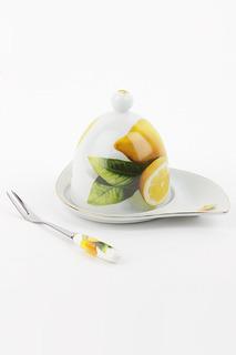 Подставка под лимон, вилочка Patricia
