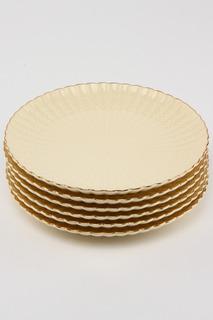 Набор десертных тарелок, 6 шт Patricia