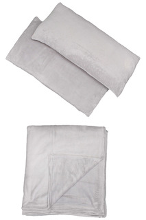 Комплект: покрывало, 2 подушки MIKRONESSE