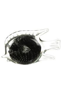 Статуэтка Рыбка серая h-15 Home Visage