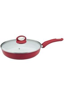 Сковорода с крышкой 26 см Vinzer