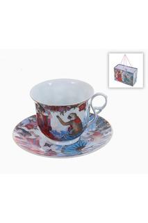 Чайный набор 4пр, 280 мл Polystar