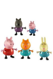 """Игровой набор """"Пеппа и друзья"""" Peppa Pig"""