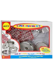 Набор посуды 12 предметов ALEX