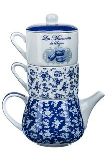 Чайник, чашки 2 шт ORVAL