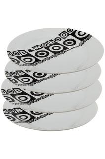 Тарелки десертные 4 шт. GiftLand