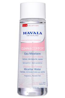 Альпийская мицеллярная вода Mavala