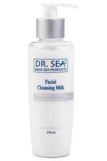 Очищающее молочко для лица DR.SEA