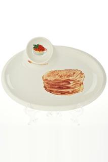 Блюдо 30х22х3 см Best Home Porcelain