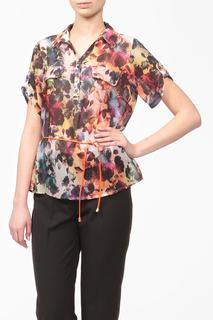 Блуза с поясом Cliche