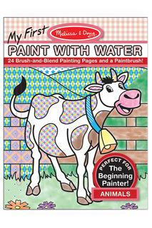Водные раскраски - животные Melissa & Doug