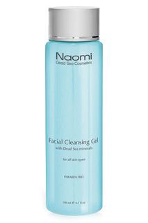Очищающий гель для лица Naomi