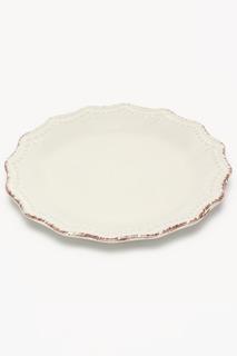 Тарелка десертная Айвори 21 см H&H H&H