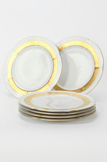 Набор тарелок 27 см 6 шт. Bohemia