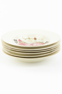 Набор тарелок суповых 6 шт. Patricia