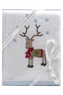 Полотенце Снежок, 50х90 Daily by Togas