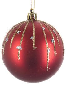 Шары новогодние, 2шт, 8 см Monte Christmas