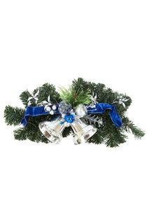 Украшение 35х17х7,5 см Monte Christmas