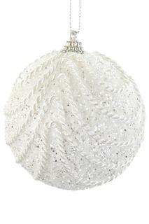 Шар новогодний, 8 см Monte Christmas