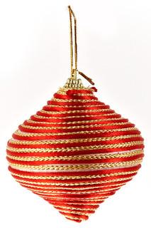 Украшение 9х9х9,5 см Monte Christmas