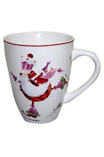 """Кружка """"Веселый Санта"""" 300 мл ELFF ceramics"""