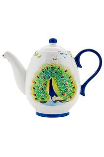 """Чайник """"Павлин"""" ELFF ceramics"""