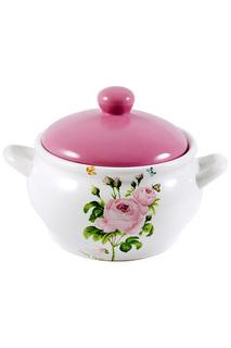 """Супница """"Розовый сад"""" Русские подарки"""