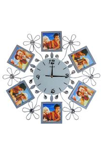 Фоторамка с часами T-Weid