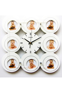 Часы-фоторамка T-Weid