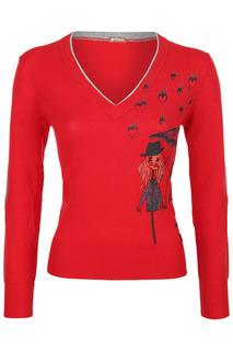 Пуловер Galliano