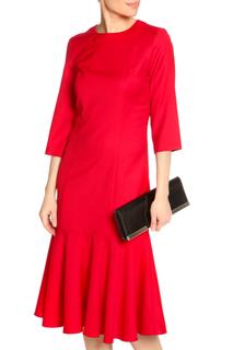 Платье миди-годе NATALIA PICARIELLO