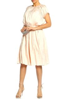 Платье с коротким рукавом Salvatore Ferragamo