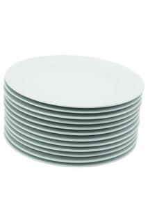 Тарелка 230 мм, 12 шт SARGOL