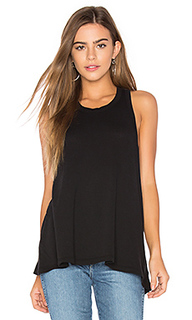Jersey a-line tank - James Perse