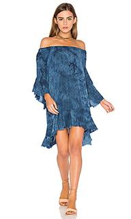 Платье со сборками callista - Blue Life