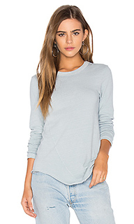 Twist seam shirttail tee - Wilt