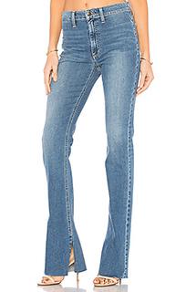 Джинсы-клёш с высокой посадкой the micro - Joes Jeans