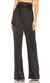 Шелковые брюки flavanor - Misha Collection